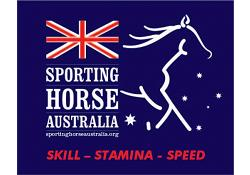 Sporting Horse Australia ABHA Barrel Racing