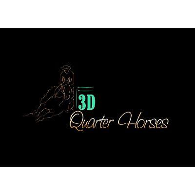 3D Quarter Horse Stud