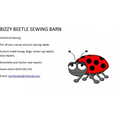 Bizzy Beetle Sewing Barn